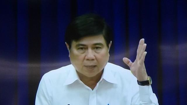 Chủ tịch TP HCM: Tôi không có tư cách giữ trọng trách này nếu không quan tâm đến vấn đề của người dân - Ảnh 1.