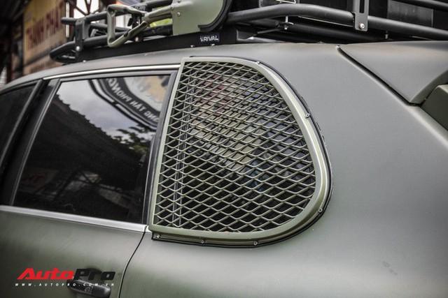 Ông chủ cafe Trung Nguyên phá Porsche Cayenne như thế nào? - Ảnh 13.
