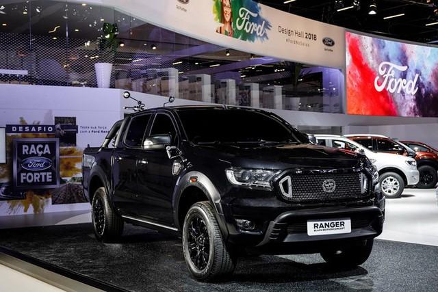 Ảnh: Ford Ranger Storm concept bản giá rẻ của Raptor - Ảnh 3.