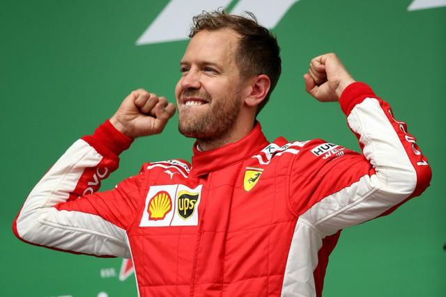 Michael Schumacher và những huyền thoại của đường đua F1 - Ảnh 4.