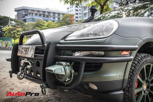 Ông chủ cafe Trung Nguyên phá Porsche Cayenne như thế nào? - Ảnh 3.