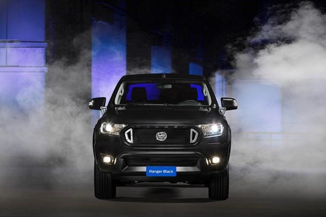 Ảnh: Ford Ranger Storm concept bản giá rẻ của Raptor - Ảnh 4.