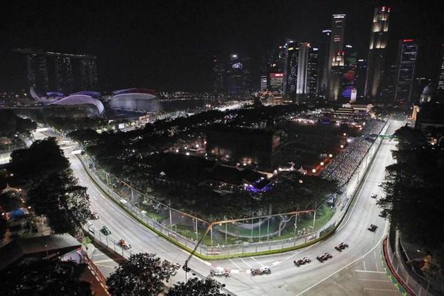 Trước Việt Nam, những quốc gia châu Á nào đã tổ chức đua xe F1? - Ảnh 5.