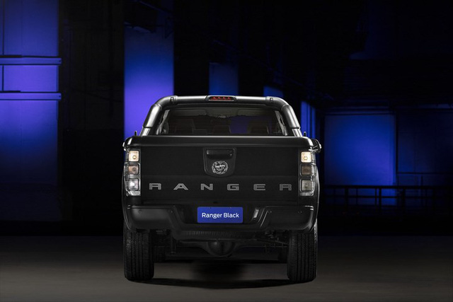Ảnh: Ford Ranger Storm concept bản giá rẻ của Raptor - Ảnh 5.