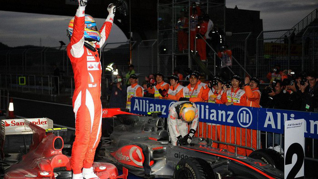 Trước Việt Nam, những quốc gia châu Á nào đã tổ chức đua xe F1? - Ảnh 7.