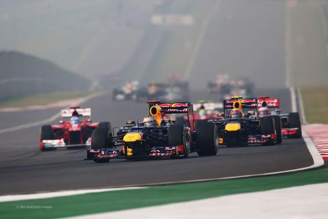 Trước Việt Nam, những quốc gia châu Á nào đã tổ chức đua xe F1? - Ảnh 8.