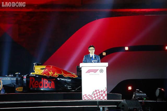 Mãn nhãn ngắm siêu xe trong buổi đăng cai giải đua xe F1 của Việt Nam - Ảnh 6.