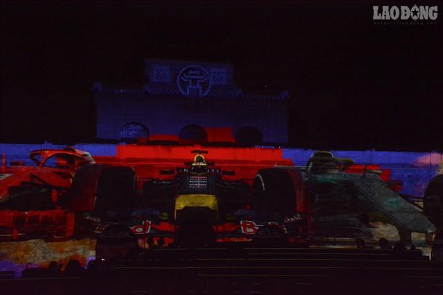 Mãn nhãn ngắm siêu xe trong buổi đăng cai giải đua xe F1 của Việt Nam - Ảnh 7.