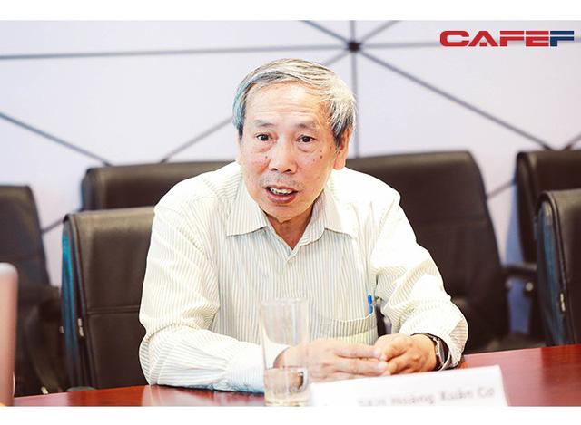 """GS.TS Hoàng Xuân Cơ: Xe điện là xu hướng nhưng chưa có nghiên cứu khẳng định """"xanh"""" hơn xe xăng - Ảnh 2."""