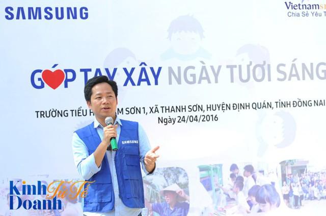 Khi người khổng lồ Samsung đi làm tình nguyện: 400 nhân viên mỗi ngày, kéo dài liên tục trong 1 tháng ở hơn 30 quốc gia - Ảnh 3.