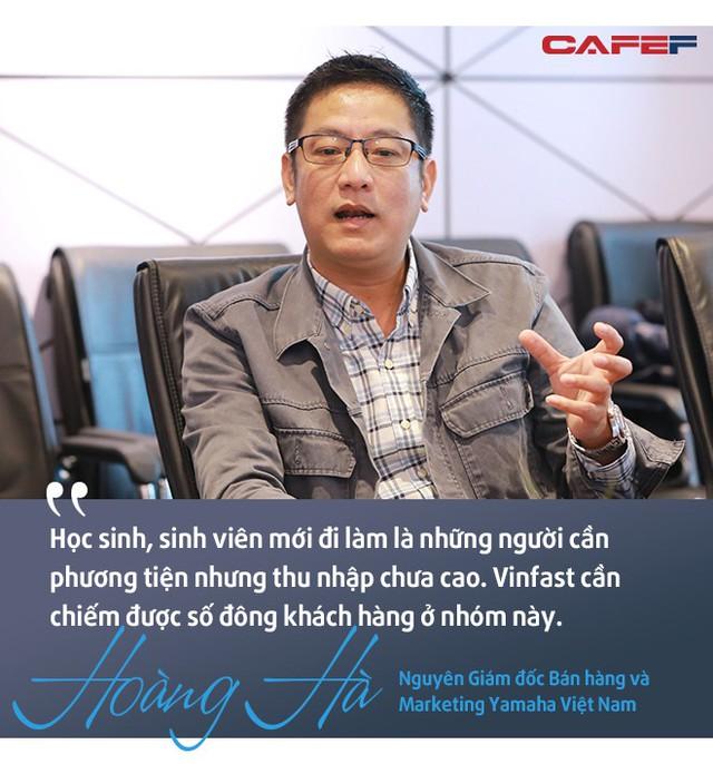 """Cựu Giám đốc bán hàng và marketing Yamaha Việt  Nam: Xe điện sẽ """"không có cửa"""" nếu chỉ… bảo vệ môi trường - Ảnh 7."""