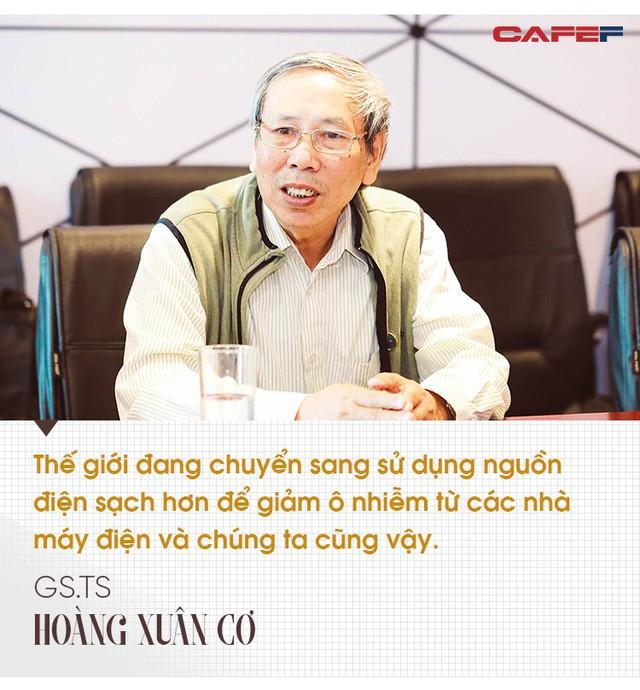 """GS.TS Hoàng Xuân Cơ: Xe điện là xu hướng nhưng chưa có nghiên cứu khẳng định """"xanh"""" hơn xe xăng - Ảnh 7."""