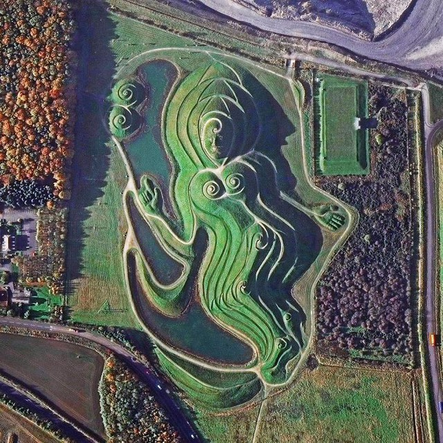 Trái Đất là một tác phẩm nghệ thuật tinh xảo và những bức ảnh từ trên cao này sẽ chứng minh điều đó - Ảnh 2.