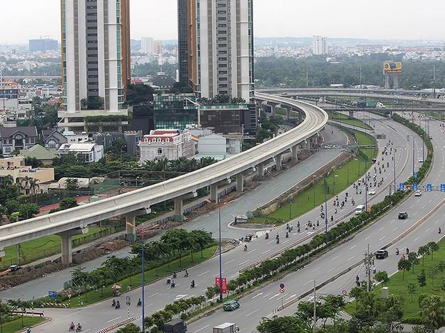 TP.HCM: Tính cơ chế đặc biệt cho dự án giao thông cấp bách - Ảnh 1.