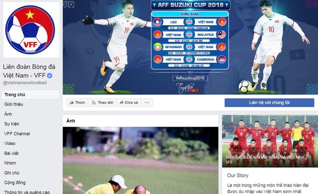 Cảnh báo: Xuất hiện Fanpage Liên đoàn bóng đá Việt Nam giả, tạo sự kiện tặng vé trận Việt Nam vs Philippines - Ảnh 2.