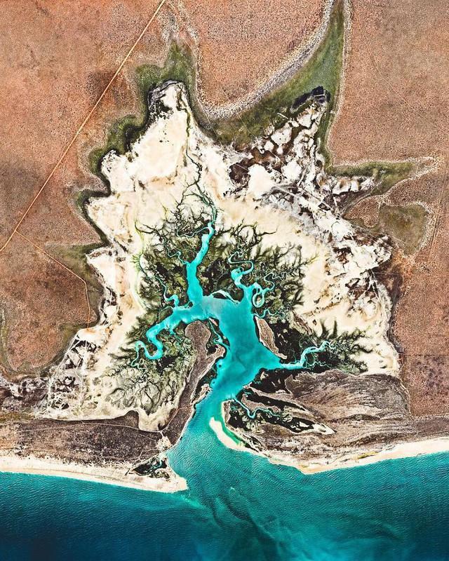 Trái Đất là một tác phẩm nghệ thuật tinh xảo và những bức ảnh từ trên cao này sẽ chứng minh điều đó - Ảnh 3.
