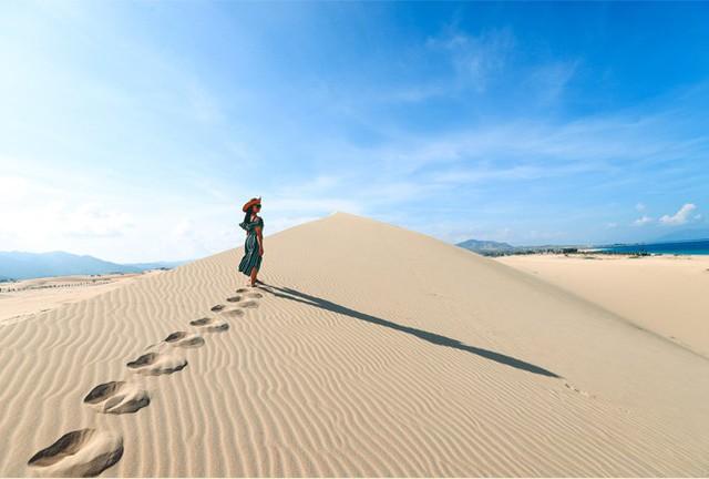 Ninh Thuận và những trải nghiệm hiếm có trong đời - Ảnh 5.