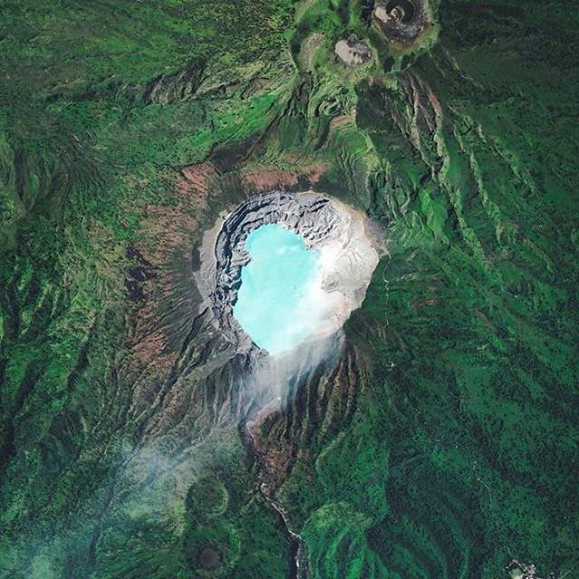 Trái Đất là một tác phẩm nghệ thuật tinh xảo và những bức ảnh từ trên cao này sẽ chứng minh điều đó - Ảnh 7.