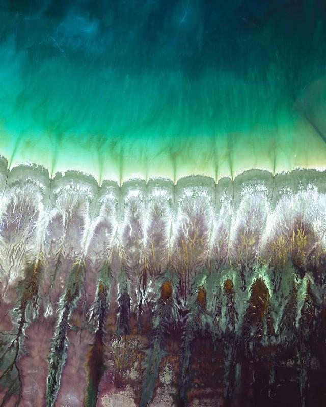 Trái Đất là một tác phẩm nghệ thuật tinh xảo và những bức ảnh từ trên cao này sẽ chứng minh điều đó - Ảnh 9.