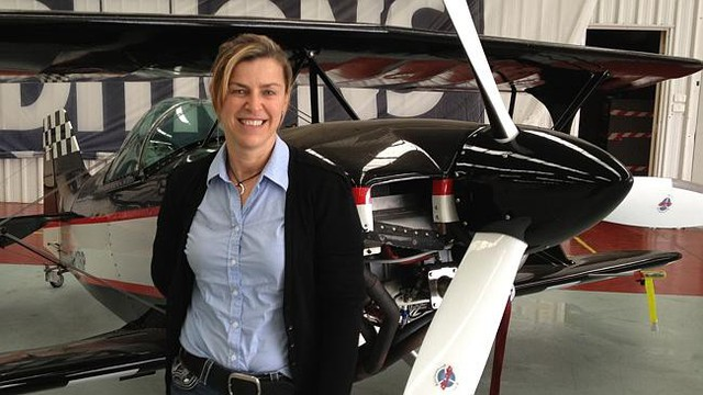 """Janine Shepherd: Người phụ nữ bị liệt đánh bại """"thần chết"""" để trở thành phi công - Ảnh 3."""