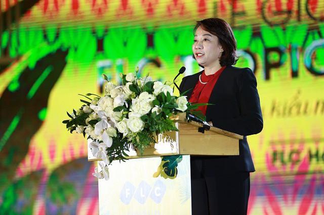 Phó Chủ tịch Quảng Ninh: FLC Tropical City đón đầu xu hướng sống mới tại Hạ Long - Ảnh 1.