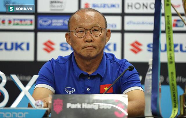 HLV Park Hang-seo thừa nhận điểm yếu lớn của ĐT Việt Nam trước đại chiến với Malaysia - Ảnh 1.