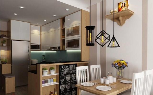 Chiêm ngưỡng những thiết kế bếp đẹp và hiện đại cho nhà chung cư - Ảnh 11.