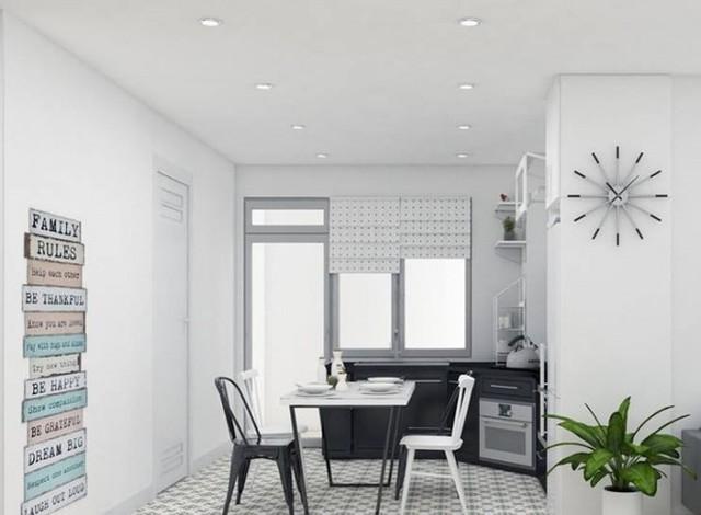Chiêm ngưỡng những thiết kế bếp đẹp và hiện đại cho nhà chung cư - Ảnh 12.