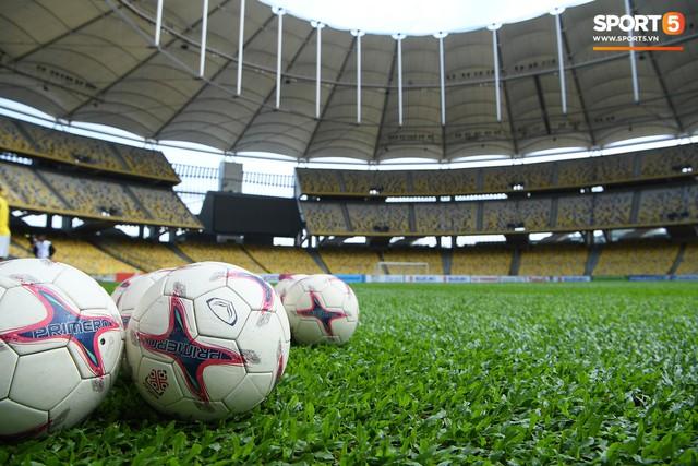 Chiêm ngưỡng vẻ hoành tráng của Bukit Jalil, SVĐ lớn nhất Đông Nam Á nơi ĐT Việt Nam sắp thi đấu - Ảnh 4.