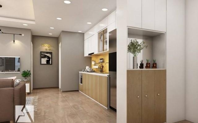 Chiêm ngưỡng những thiết kế bếp đẹp và hiện đại cho nhà chung cư - Ảnh 7.