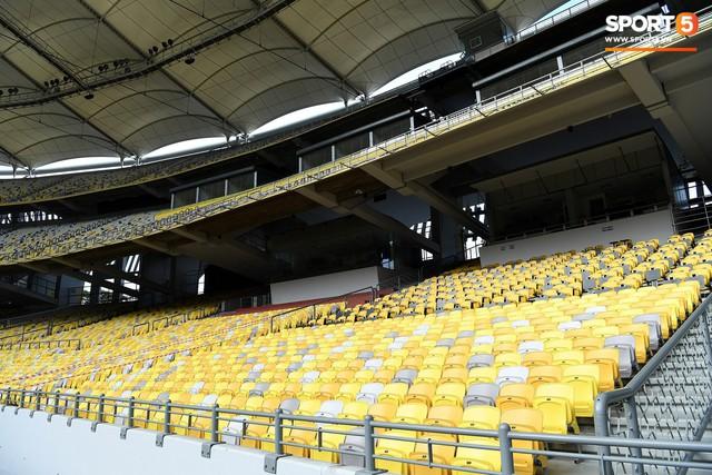 Chiêm ngưỡng vẻ hoành tráng của Bukit Jalil, SVĐ lớn nhất Đông Nam Á nơi ĐT Việt Nam sắp thi đấu - Ảnh 7.