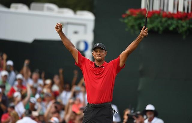 Huyền thoại sống Tiger Woods: Siêu hổ tái sinh tiếp tục con đường chinh phục đỉnh cao trong làng golf thế giới - Ảnh 3.