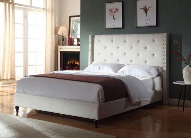 Làm mới phòng ngủ bằng giường ngủ tân tiến - Ảnh 11.