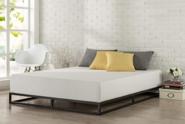 Làm mới phòng ngủ bằng giường ngủ tân tiến - Ảnh 12.