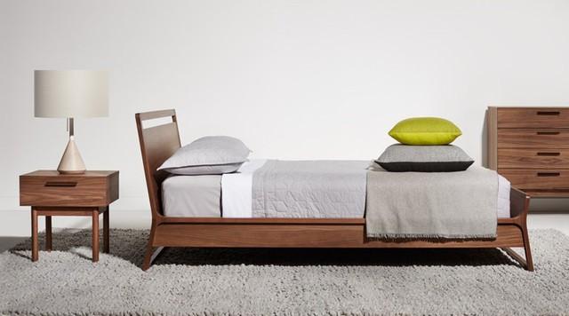 Làm mới phòng ngủ bằng giường ngủ tân tiến - Ảnh 14.