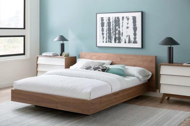 Làm mới phòng ngủ bằng giường ngủ tân tiến - Ảnh 15.