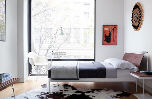 Làm mới phòng ngủ bằng giường ngủ tân tiến - Ảnh 3.