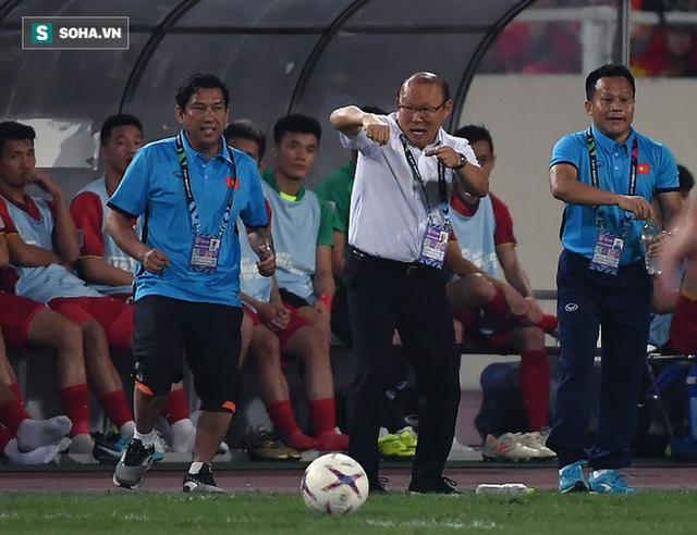 Lời nguyền gần 1 năm trước, giờ đây thầy trò HLV Park Hang-seo đã có thể cười khẩy vào - Ảnh 4.