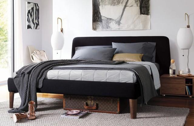 Làm mới phòng ngủ bằng giường ngủ tân tiến - Ảnh 5.