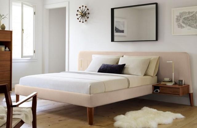 Làm mới phòng ngủ bằng giường ngủ tân tiến - Ảnh 6.