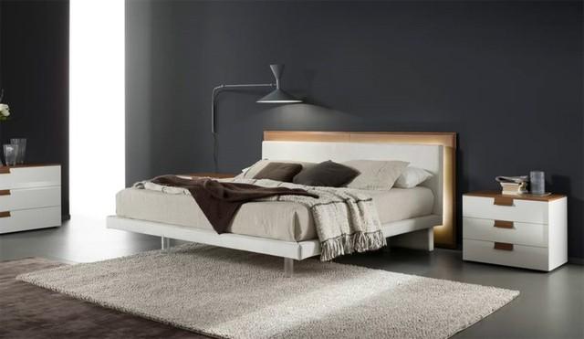 Làm mới phòng ngủ bằng giường ngủ tân tiến - Ảnh 8.