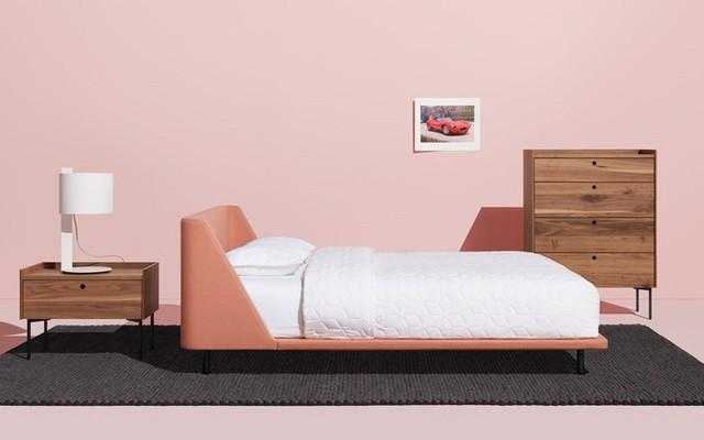 Làm mới phòng ngủ bằng giường ngủ tân tiến - Ảnh 10.