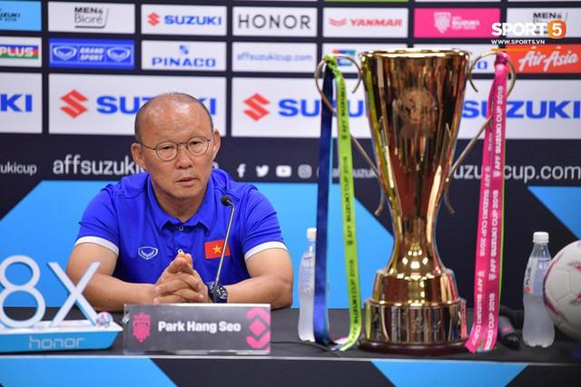 HLV Park Hang-seo: Giá như Hà Đức Chinh có thể làm tốt hơn - Ảnh 1.