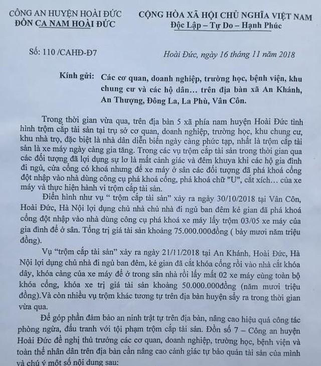 Nỗi lo trộm cắp, ngập nước ở làng biệt thự triệu đô Hà Nội - Ảnh 1.