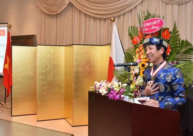 Cựu Cục trưởng Cục đầu tư nước ngoài được Hoàng gia, Chính phủ Nhật Bản trao tặng Huân chương mặt trời mọc - Ảnh 2.