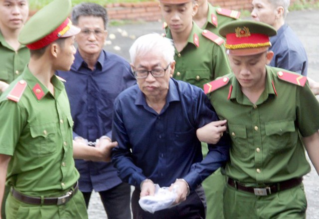 VKS giữ nguyên quan điểm buộc tội với Trần Phương Bình, Vũ Nhôm
