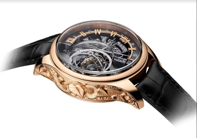 Kỹ thuật chạm khắc chìm nổi sắc nét, ấn tượng trên những mẫu đồng hồ phiên bản độc nhất vô nhị của Vacheron Constantin  - Ảnh 1.