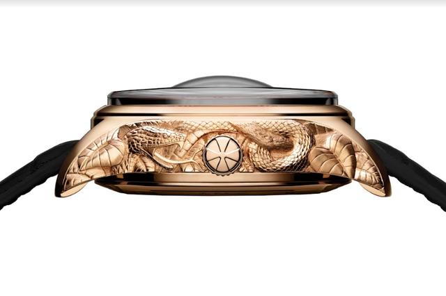 Kỹ thuật chạm khắc chìm nổi sắc nét, ấn tượng trên những mẫu đồng hồ phiên bản độc nhất vô nhị của Vacheron Constantin  - Ảnh 2.