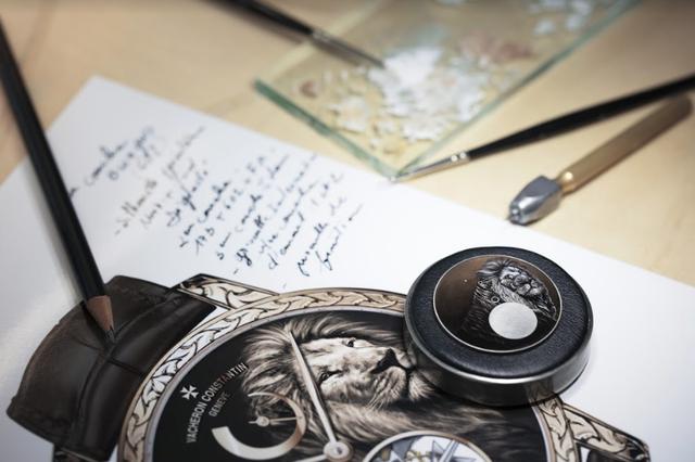 Kỹ thuật chạm khắc chìm nổi sắc nét, ấn tượng trên những mẫu đồng hồ phiên bản độc nhất vô nhị của Vacheron Constantin  - Ảnh 3.