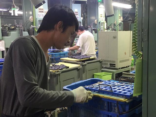 Nhật mở cửa thu hút lao động: Việt Nam có thể mất người giỏi - Ảnh 2.